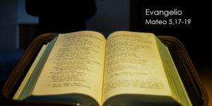 Mateo-5,17-19