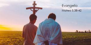 Mateo 5,38-42