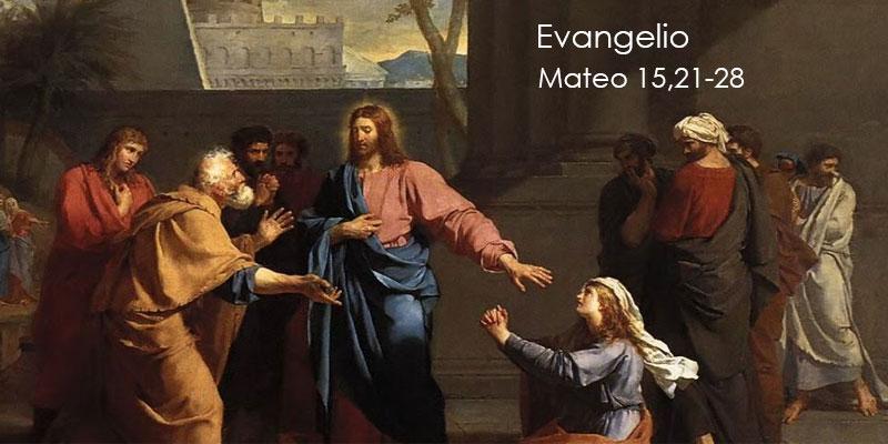 Matthäus 15 21 28