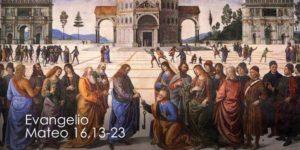 Mateo 16,13-23
