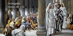 Mateo-23,1-12