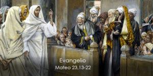 Mateo-23,13-22