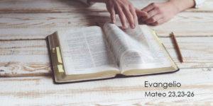 Mateo-23,23-26