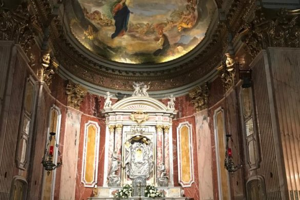 Altar Mayor de la Basílica