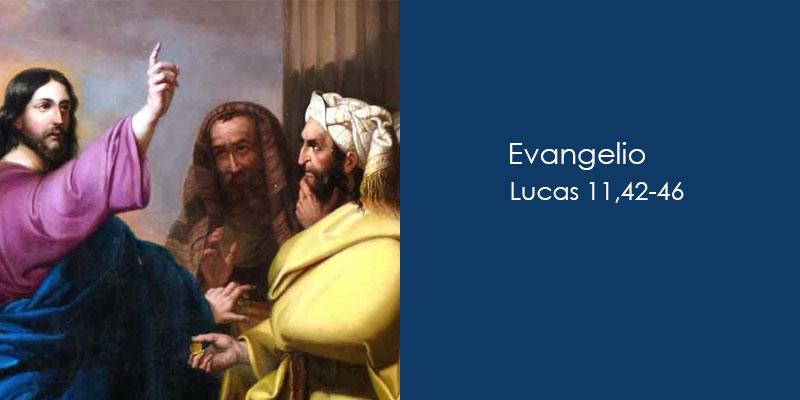 Lucas-11,42-46